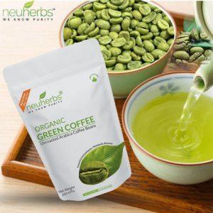 green coffee organic hindi